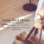 Come BackHome
