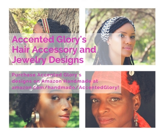 AG Hair Accessory & Jewelry Designs - AH