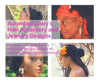 AG Hair Accessory & Jewelry Designs - Etsy