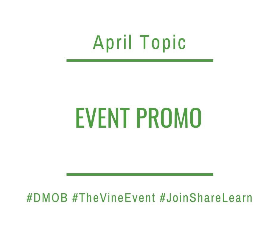The Vine Events - Event Promotion